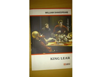King Lear av William Shakespeare på engelska