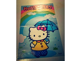 Hello Kitty affisch!