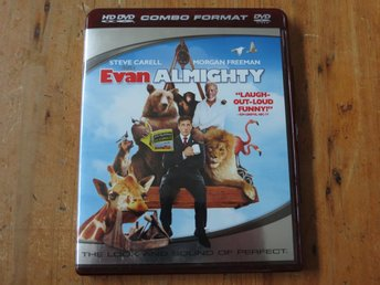 EVAN ALMIGHTY (HD DVD) Steve Carell
