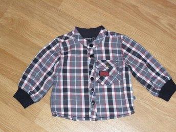 NY! Skjorta/Barnkläder i strl 74, Minymo - Jönköping - NY! Skjorta/Barnkläder i strl 74, Minymo - Jönköping