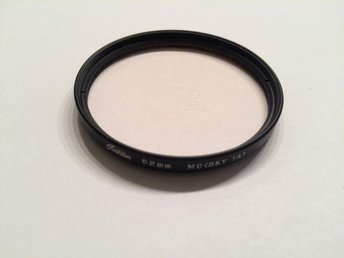 Toshiba MC skylight (sky 1A) 52mm filter excellent condition