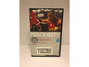 Mike Tyson's Punch-Out!! / NES / SCN / - Halmstad - Mike Tyson's Punch-Out!! / NES / SCN / - Halmstad
