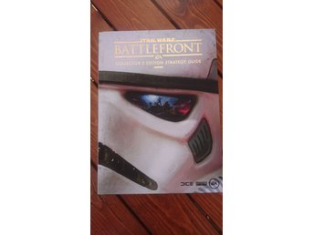 Star Wars battlefront strategy guide collector's edition