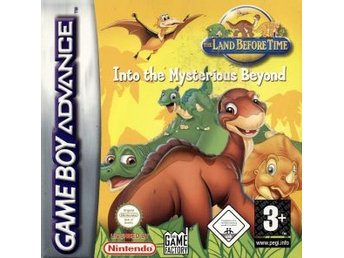 GBA - Land before Time: Into the Mysterious Beyond (Komplett) (Beg)