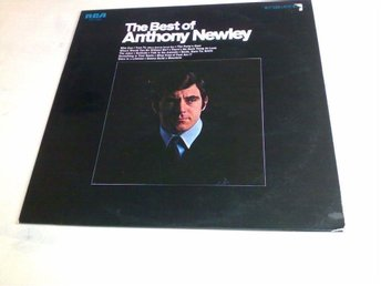 Anthony Newley : THE BEST OF   ( UK , tidig Bowie stil )