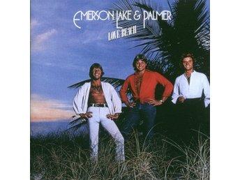 Javascript är inaktiverat. - Ekerö - Emerson, Lake & Palmer - Love Beach (1978/1996) CD, Reissue, Essential/Castle ESM CD 363, Like New. Classic Prog Rock. - Ekerö