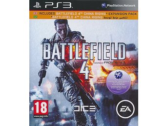 Battlefield 4 with China Rising Expansion