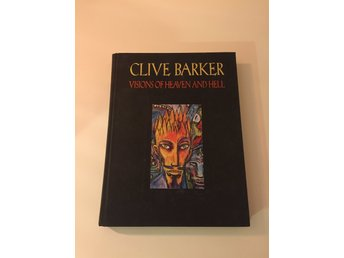 Clive Barker vision of heaven and hell