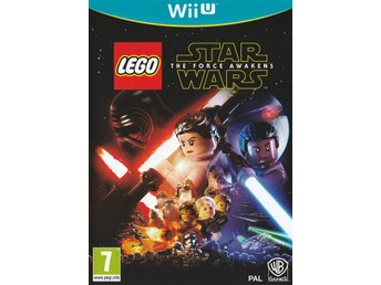 LEGO: Star Wars The Force Awakens - WiiU