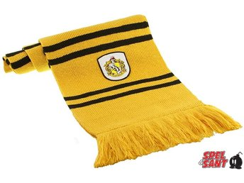 Harry Potter Hufflepuff Halsduk