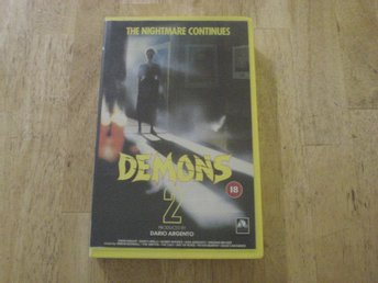 Demons 2 [UK Fetbox ] LAMBERTO BAVA