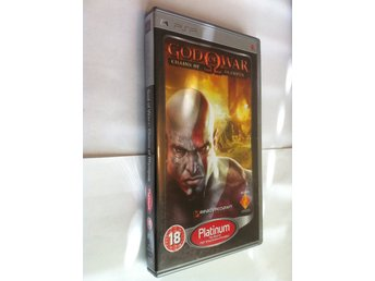 PSP: God of War: Chains of Olympus