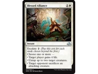 MtG, Blessed Alliance, Eldritch Moon