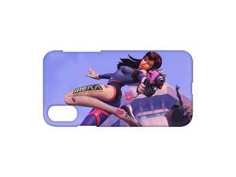 Overwatch D.Va iPhone XS Max Skal
