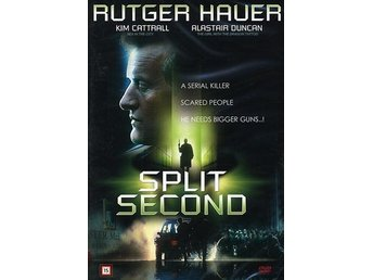 Split second (Rutger Hauer, Kim Cattrall)
