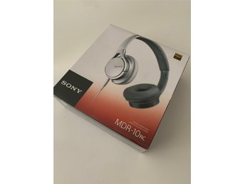 Sony MDR-10RC - Vita onear-hörlurar med handsfree (335367598) ᐈ Köp ... 1683b94374c72