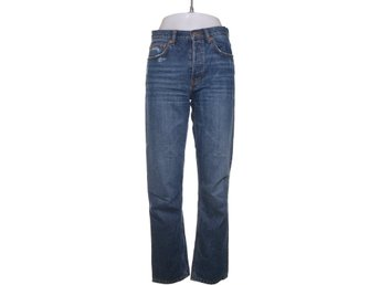 Perfect Jeans Gina Tricot, Jeans, Strl: 26, Mörkblå