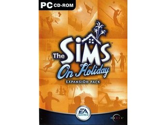 THE SIMS Holiday / PC spel / NY inplastad <----
