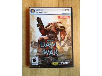 Warhammer® 40,000T: Dawn of War®, PC