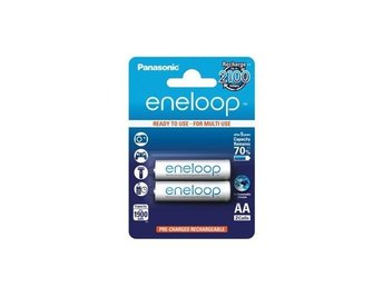 Panasonic eneloop Recharable Battery AA HR6 2x ON1311