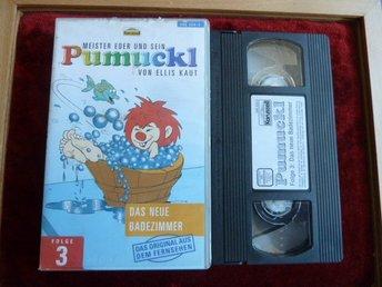 Pumuckl Das Neue Badezimmer Vhs Film 257655316 ᐈ