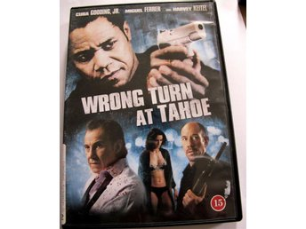 Wrong turn at tahoe dvd