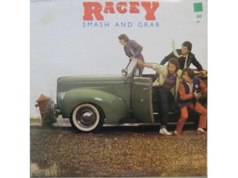 Racey-Smash and grab / LP
