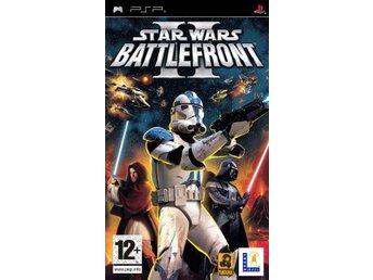 Star Wars Battlefront II - Sony PSP - Varberg - Star Wars Battlefront II - Sony PSP - Varberg