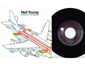 NEIL YOUNG - WEIGHT OF THE WORLD