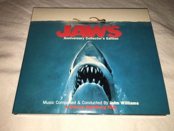 Jaws: Collector's Edition (1975, John Williams, Decca CD)