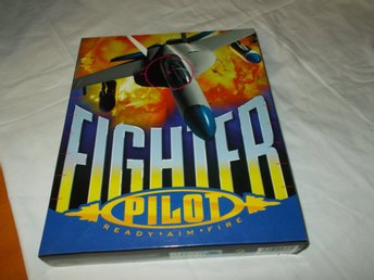 Fighter Pilot Electronic Arts PC CD ROM spel