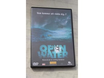 Scanbox OPEN WATER DVD Ny!
