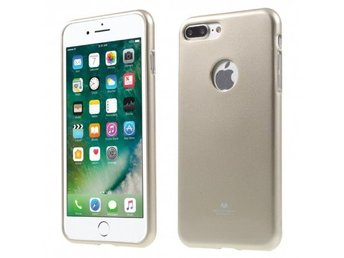 Mercury Jelly Case Apple iPhone 7 Plus Färg: Guld