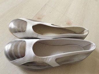 Nya soft step ballerina skor stl 37 äkta skinn - Onsala - Nya soft step ballerina skor stl 37 äkta skinn - Onsala