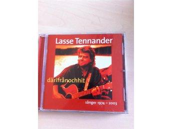 Lasse Tennander Därifrån och hit - Göteborg - Lasse Tennander Därifrån och hit - Göteborg