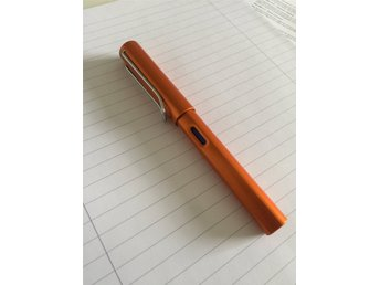 Lamy Al-Star Limited Edition i Copper Orange (reservoarpenna)