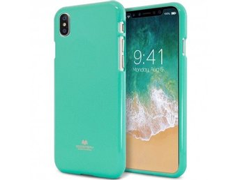Mercury Jelly Case Apple iPhone X Färg: Mint