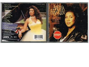ARETHA FRANKLIN - Greatest Hits (1980-1994 (1994)