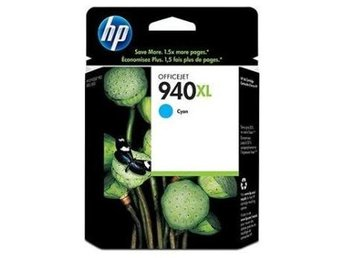FP HP C4907AE Cyan 28 ml. No. 940XL