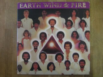 Earth, Wind & Fire- Faces (2-LP)