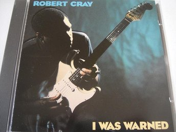 ROBERT CRAY I was warned CD TOPPSKICK!!!