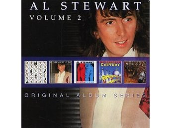 Stewart Al: Original album series vol 2  1980-93 (5 CD)