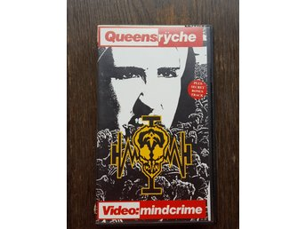 Queensryche Video:Mindcrime Vhs