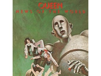 Queen: News of the world (Vinyl LP)