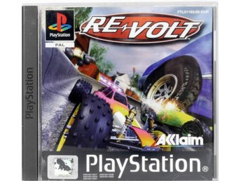 Re-Volt - PS1 - PAL (EU)