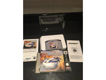 Top gear overdrive Nintendo 64 n64