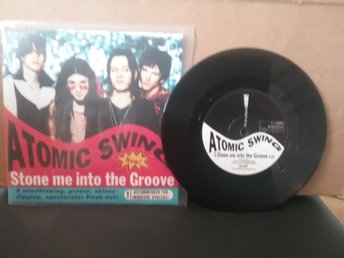 ATOMIC SWING - STONE ME INTO THE GROOVE