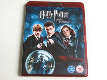 HARRY POTTER AND THE ORDER OF THE PHOENIX (HD DVD) 2-disc