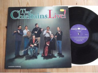 Chieftains-  LIVE!