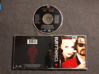 EURYTHMICS - Greatest hits - 1991 - CD